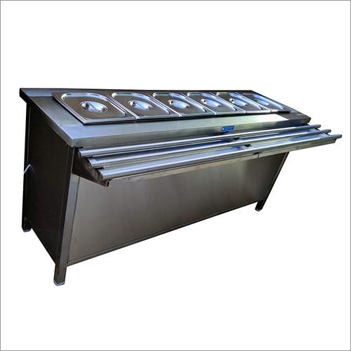 Stainless Steel Hot Bain Marie