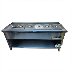 Electric Stainless Steel Hot Bain Marie