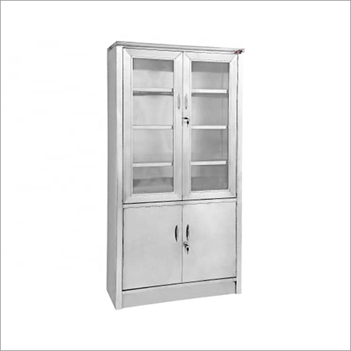 Stainless Steel Hospital Cabinet