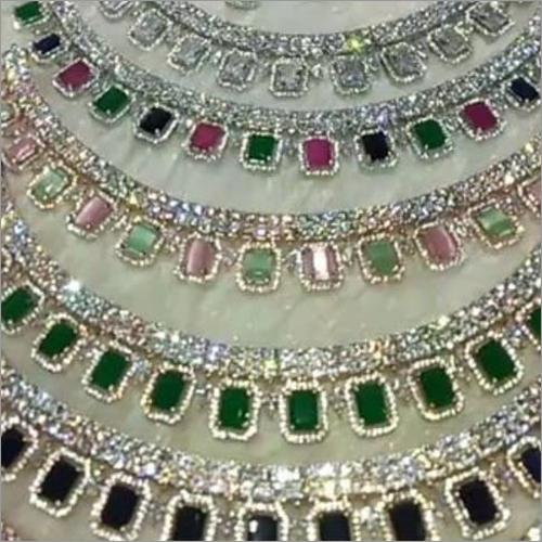 Ladies Thread Necklace