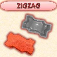 ZIG ZAG PAVER MOULD