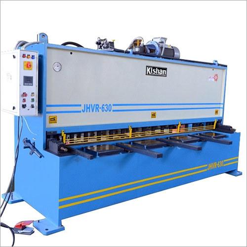 Hydraulic Variable Rake Angle Type Shearing Machine