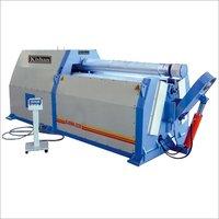 3 Roll Screw Type Hydraulic Rolling Machine