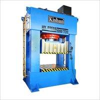 H & C Hydraulic Press