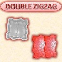 Double Zigzag Mould