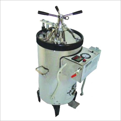 Vertical High Speed Pressure Autoclave