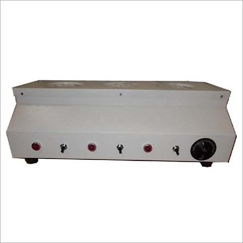 Heater Type Soxhlet Extraction Unit
