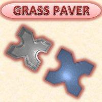 GRASS PAVER MOULD