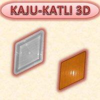 Kaju Katli Paving Block Mould