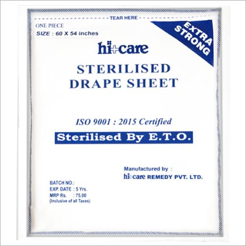 Sterilized  Large Drape Sheets
