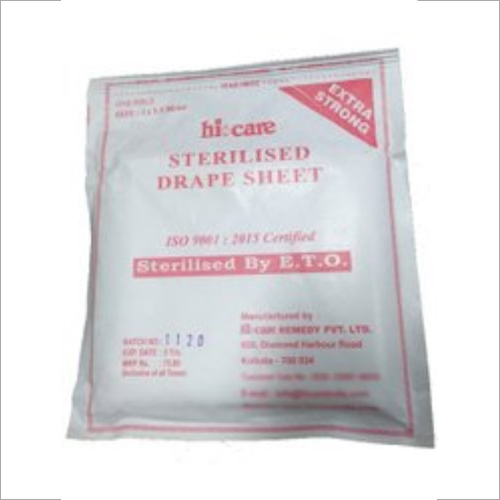 Extra Strong Sterilesed Drape Sheets