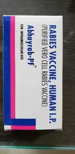 Rabies Vaccine, Human I.p. (Purified Vero Cell Rabies Vaccine)