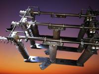33 KV Polymer Double Break Isolator