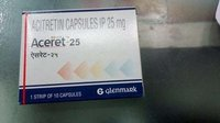 Acitretin Capsule 25Mg
