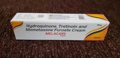 Hydroquinone, Tretinoin And Mometasone Furoate Cream