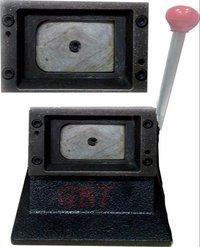ID Card Die Cutter 48x72mm