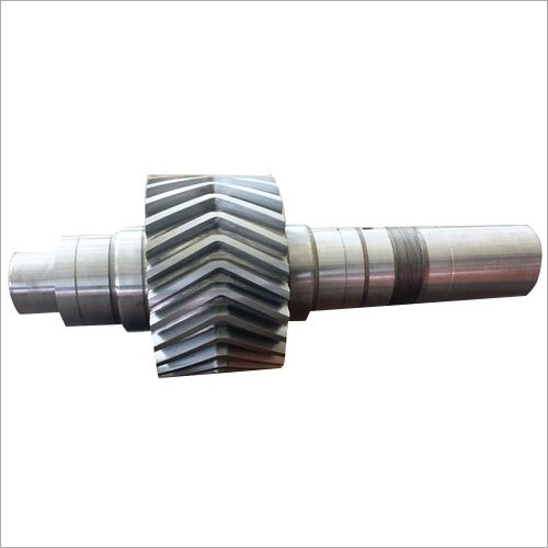 Stainless Steel Shaft Forged Component
