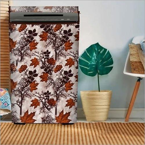 Washing Machine Printed Cover