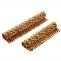 Natural Rolled Bamboo
