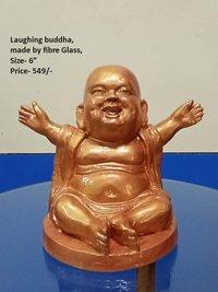 laughing buddha fibre glass