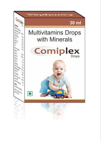 Multivitamin & Minerals Drop
