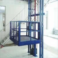 MS Goods Lifts