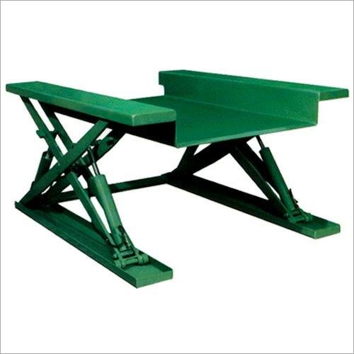 Zero Level Scissor Lift Table