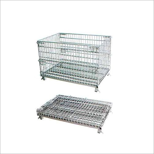 SS Wire Mesh Container
