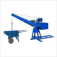 Industrial Monkey Hoist Machine