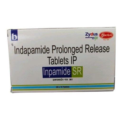 INDAPAMIDE TABLET (1.5MG & 2.5MG)