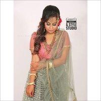 Customized Bridal Makeup Services