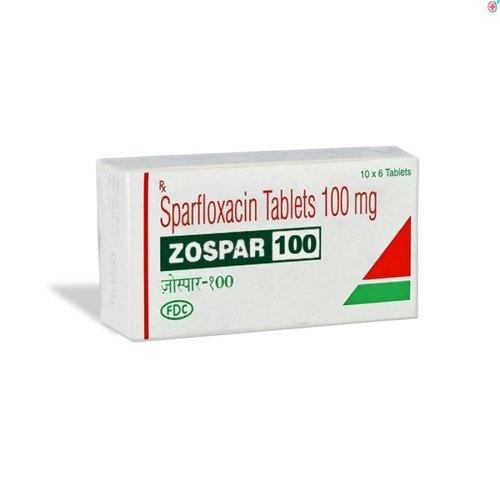 SPARFLOXACIN TABLET (100MG & 200MG)