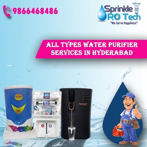 RO Water Purifier Repair & Service