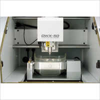DWX-50 Source Scenes Roland Milling Machine