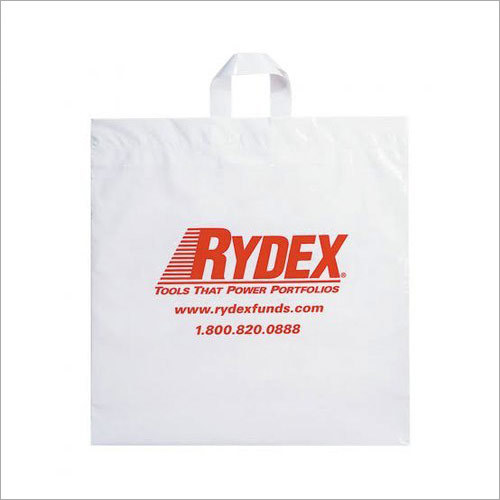 16x18 Inch Printed Non Woven Loop Handle Bag