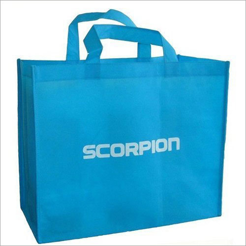 18x18 Inch Printed Non Woven Loop Handle Shopping Bag