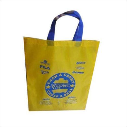 16x16 Inch Printed Non Woven Loop Handle Bag