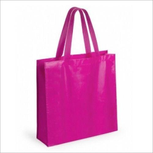 16x18 Inch Plain Non Woven Loop Handle Bag