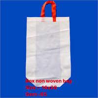 Plain 16 x 20 Inch Non Woven Box Bag