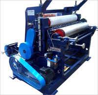 Vertical Type Single Facer Corrugation Machine