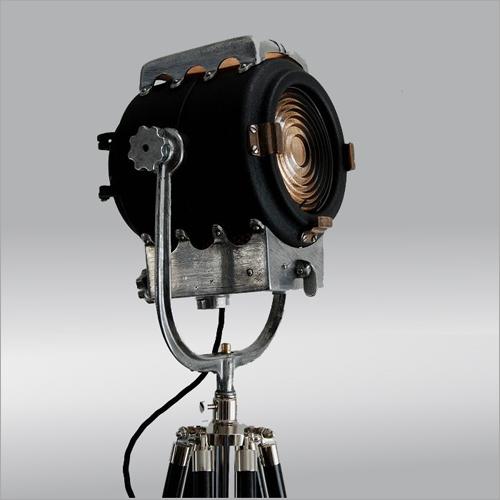 Spotlight & Tripod Lamps