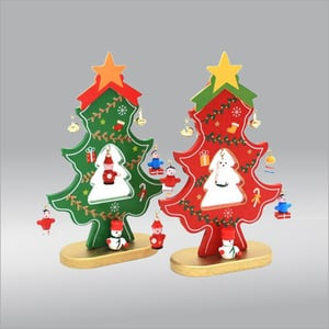 Wooden Christmas Decorations Items