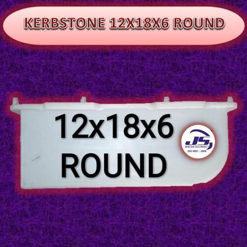 KERBSTONE 12X18X6 ROUND