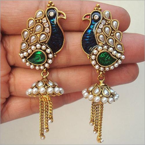 Ladies Artificial Earrings