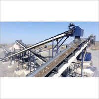 Two Stage Stone Crushing Plant
