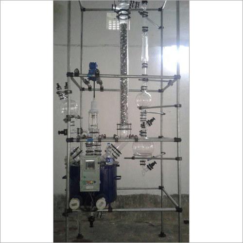 Boro G Reaction Cum Fractional Distillation Units