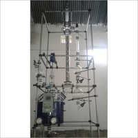 Reaction Fractional Distillation Unit