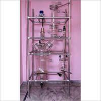 Glass Jacketed Distillation Unit