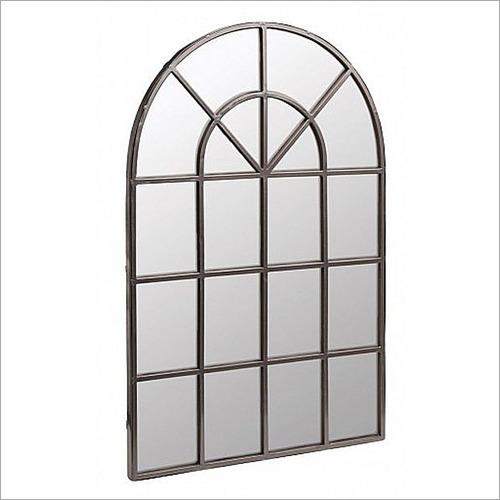 Arched Window Mirror Frame
