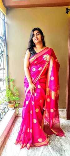 Swarnaball Handloom Saree